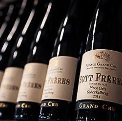 Tradiční vinařství Domaine Bott Freres z Alsaska